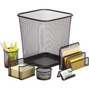 6-Piece Mesh Desk Set