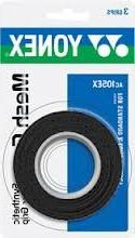 Yonex Mesh Grap Ac105ex for Badminton Tennis Racquets Black