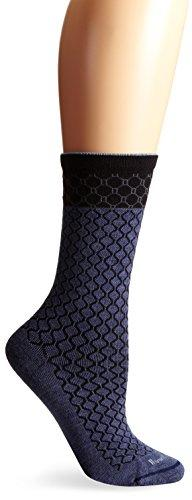 Sockwell Women's Meta Soothe Socks, Denim, Medium/Large
