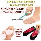 Metatarsal Cushion Silicone Gel Pad Ball Of Foot Pain Fore
