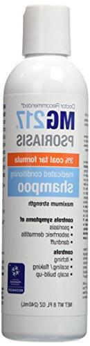 TRITON CONSUMER PRODUCTS MG 217 Medicated Coal Tar Shampoo