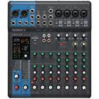 Yamaha MG10XU 10-Channel Compact Stereo Mixer/USB Interface