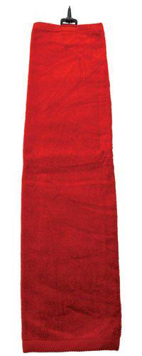 ProActive Sports MGT202-RED 16 x 25 Red Hemmed Towel