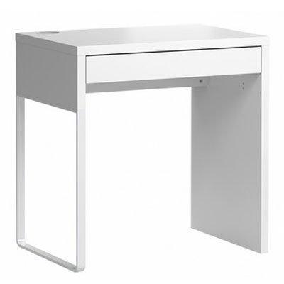 IKEA MICKE 75x73x50cm Modern Computer Desk, White