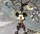 Mickey Bell Cell Phone Charm~Dust Plug Cover~All Phones++$1