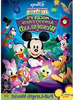 Disney Mickey Mouse Clubhouse: Mickey's Adventures in