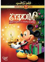 Disney Mickey's Once Upon a Christmas DVD