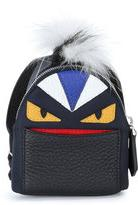 Fendi Micro Monster Backpack-Shaped Charm