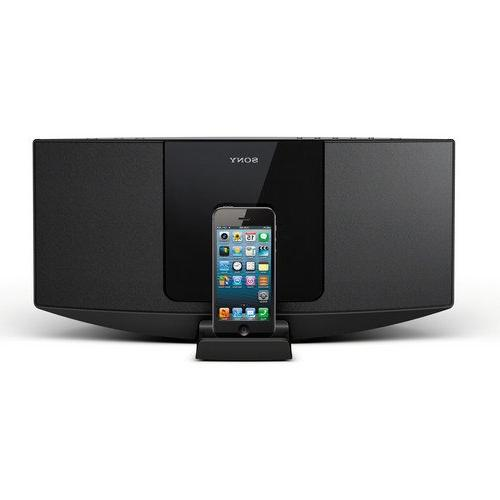 Sony Desktop Music Stereo System with Lightning 8-pin