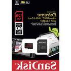 SanDisk 128GB 128 GB MicroSD SDXC Extreme UHS-3 Class 10 V30