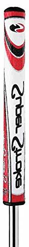 SuperStroke Mid Slim 2.0 Putter Grip, Red