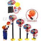 Child Kids Sports Mini Backboard Hoop Net Set with