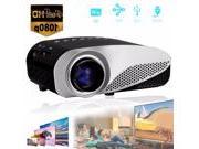Mini Home Cinema Theater 1080P HD Multimedia LED Projector
