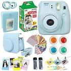 Mini fujifilm instax 8 film instant camera, Film Twin Pack