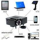 1080P Mini HD LED Projector Home Cinema Theater Multimedia