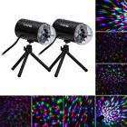 2X Mini Stage Lighting RGB Effect Laser Projector DJ Disco