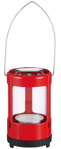 UCO Mini Ultralight Lantern for Tealight Candles, Red