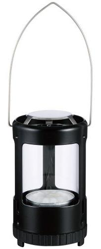 UCO Mini Ultralight Lantern for Tealight Candles, Black