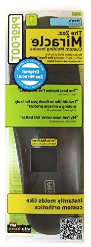 PROFOOT Original Miracle Insole, Men's 8-13, 1 Pair