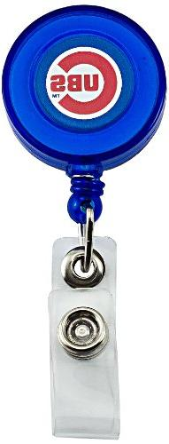 MLB Chicago Cubs Badge Reel