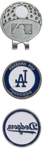 MLB Los Angeles Dodgers 2 MKR Cap Clip, Blue