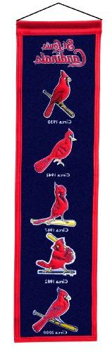 MLB St. Louis Cardinals Heritage Banner