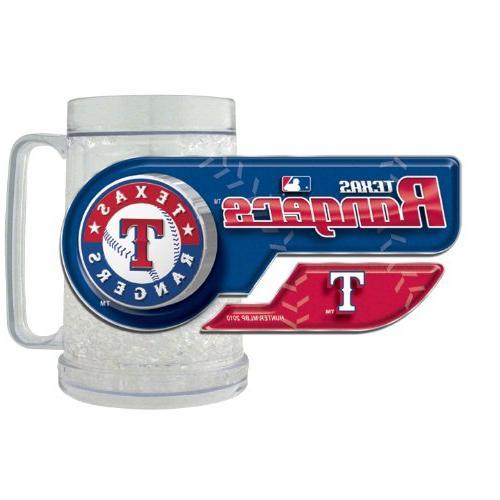 MLB Texas Rangers Freezer Mug