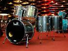 Pearl MLX 5pc Maple Shell Pack in Metallic Grey