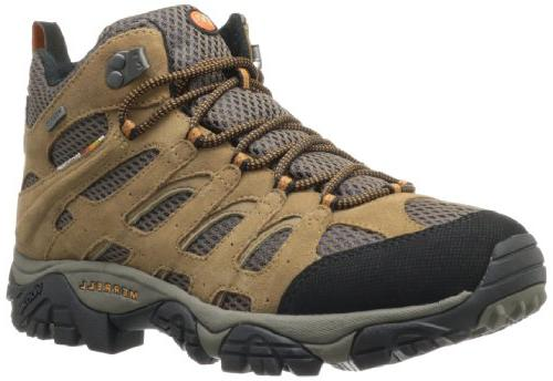 Moab Mid Waterproof Hiking Boot - Women's Bungee Cord, 7.5