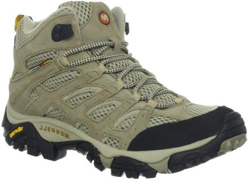 Merrell Women's Moab Ventilator Mid Hiking Boot,Bracken/