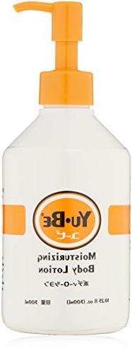 YuBe Moisturizing Body Lotion 10.25 fl oz
