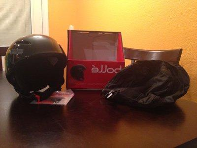 Bolle In-mold Ski and Snowboard Helmet