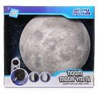 Uncle Milton Moon In My Room Model Wall Light Up Decor