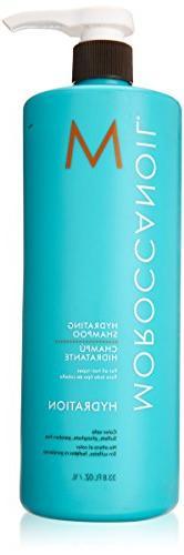 Moroccan Oil Hydrating Shampoo, 33.8 Ounce
