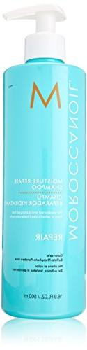Moroccan Oil Moisture Repair Shampoo, 16.9 Ounce