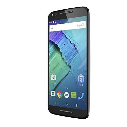 Moto X Pure Edition Unlocked Smartphone, 16GB Black