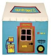 The Well Appointed House Child's Motor Garage Playhouse-