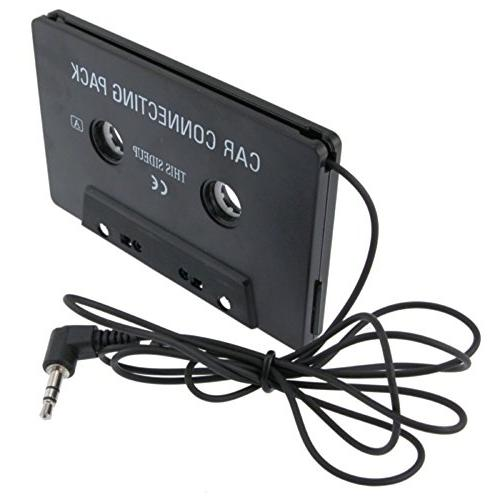 GTMax MP3 Car Audio Tape Cassette Adapter for Archos 28