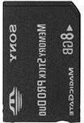 Sony MSXM8GS 8 GB Memory Stick PRO Duo