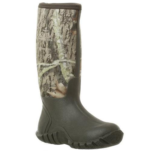 The Original MuckBoots Adult FieldBlazer Boot,Mossy Oak
