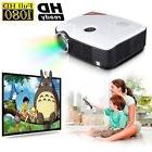 5000 Lumens HD Multimedia Home Theater LED Video Projector