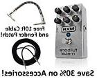 New MXR M116 Fullbore Metal Distortion Guitar Effects Pedal