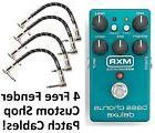 New MXR M83 Bass Chorus Deluxe Bass Guitar Effects Pedal!
