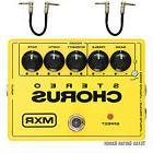 MXR Stereo Chorus M134 Analog Guitar Effects Pedal M-134