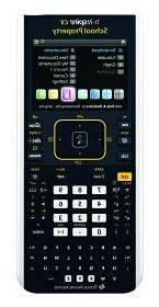 Texas Instruments N3-TPK-2L1 Nspire CX Graphing Calculator