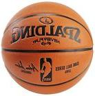 Spalding NBA Never Flat Game Ball Official Size 7 29.5