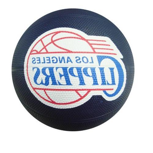 Spalding NBA Team Primary Basketball - Mini