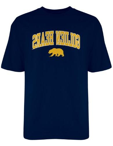 NCAA California Golden Bears Gildan T-Shirt, XX-Large, Navy