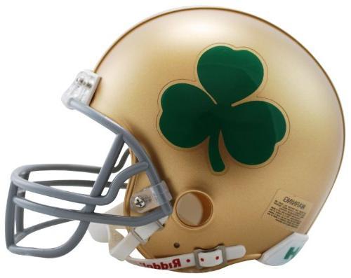 NCAA Notre Dame Fighting Irish Team Logo Short Sleeve