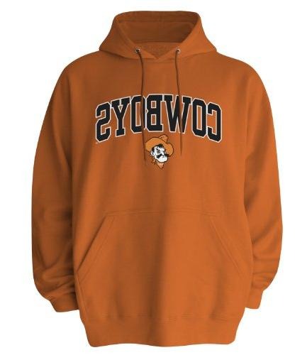 NCAA Oklahoma State Cowboys Old Varsity/Gildan Hoodie,